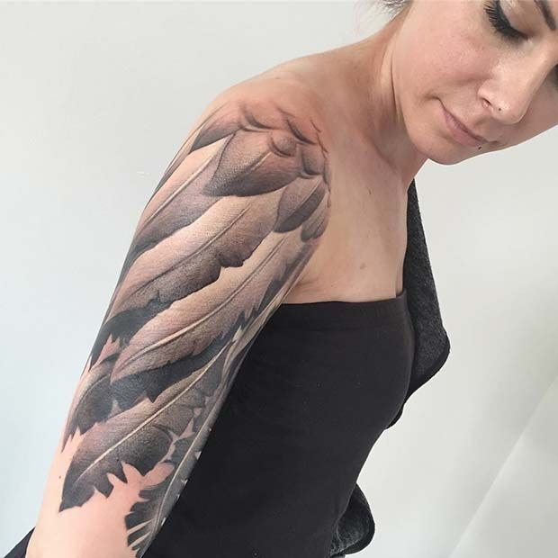 43 Badass Tattoo Ideas For Women Page 2 Of 4 Stayglam Badass Tattoos Sleeve Tattoos Sleeve Tattoos For Women