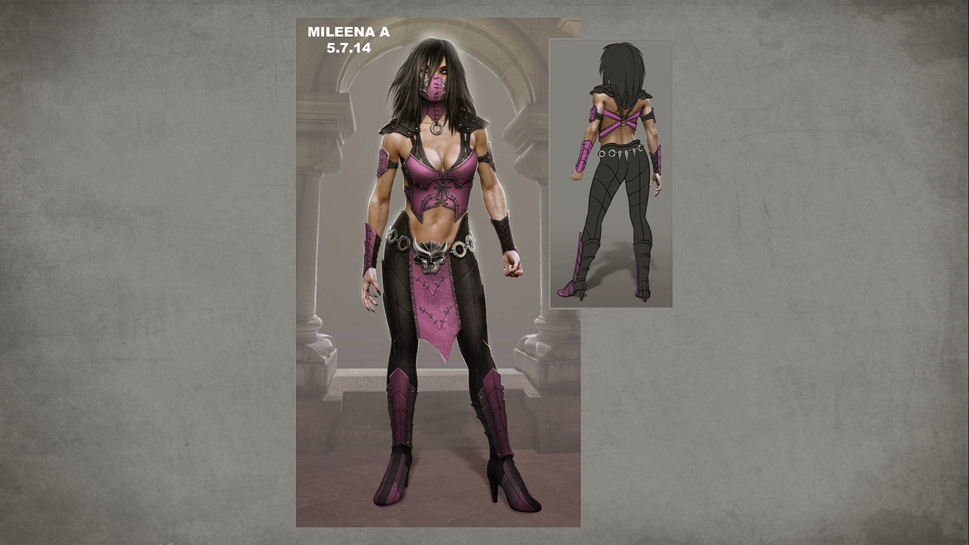 Character Design Mortal Kombat : Mileena gallery mortal kombat and cosplay