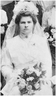 Image result for vintage bride