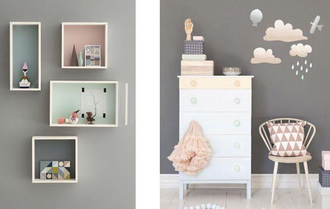 afbeeldingsresultaat voor babykamer mintgroen met roze | babykamer, Deco ideeën