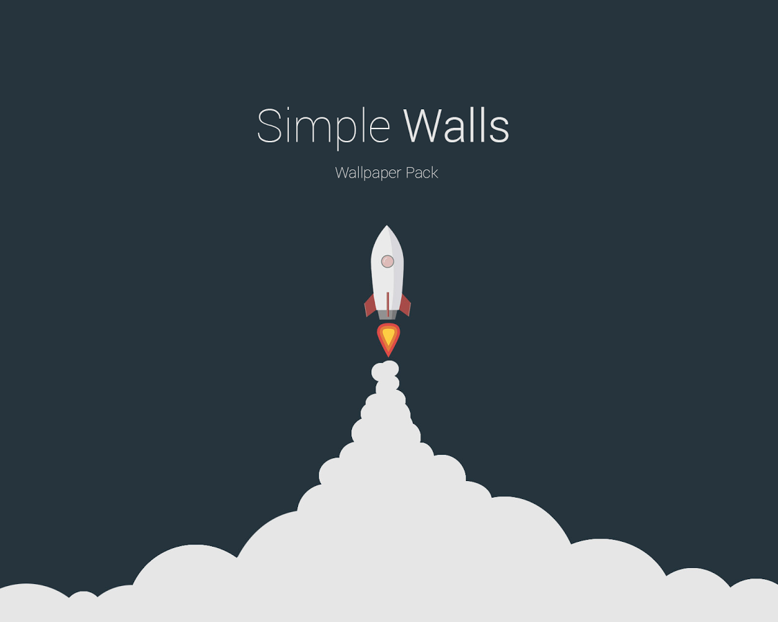Poster design wallpaper - Flat Design Wall Wallpaper Rockets Presentation Walls Infographic Wallpapers Simple Google Search