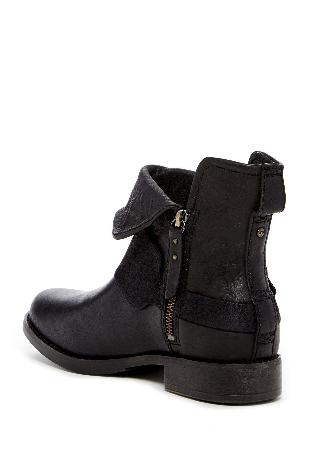 391a4ff4478 Cybele Genuine Lamb Fur Ankle Boot | Boots and Shoes | Fur ankle ...