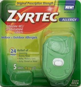 image relating to Zyrtec Coupon Printable named Zyrtec Coupon \u003d Free of charge Zyrtec at Walmart, CVS, and Walgreens +