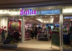 (Mara Diamond) A diversification strategy achieves growth by developing new products for completely new markets. Justice (a clothing store for young girls) introducing the Brothers line is an example. Boys are the new market and the new product is boy's clothing.