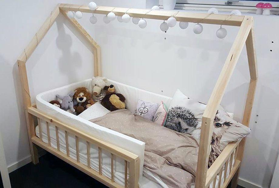 hus seng DIY: hjemmelavet hus seng // en guide med mål (det bedste jeg ved  hus seng