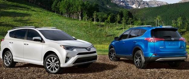 2019 Toyota Rav4 Hybrid Review Release Date Price Toyota Rav4