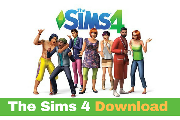 sims 4 free download full version pc no survey