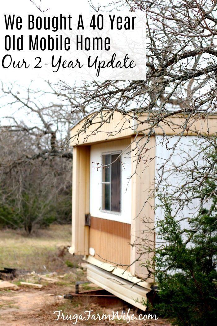 Mobile Home Repair - Two Year Update