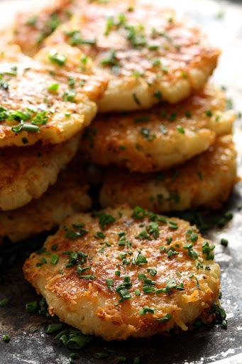 Parmesan Crusted Smashed Turnips Recipe | Yummly