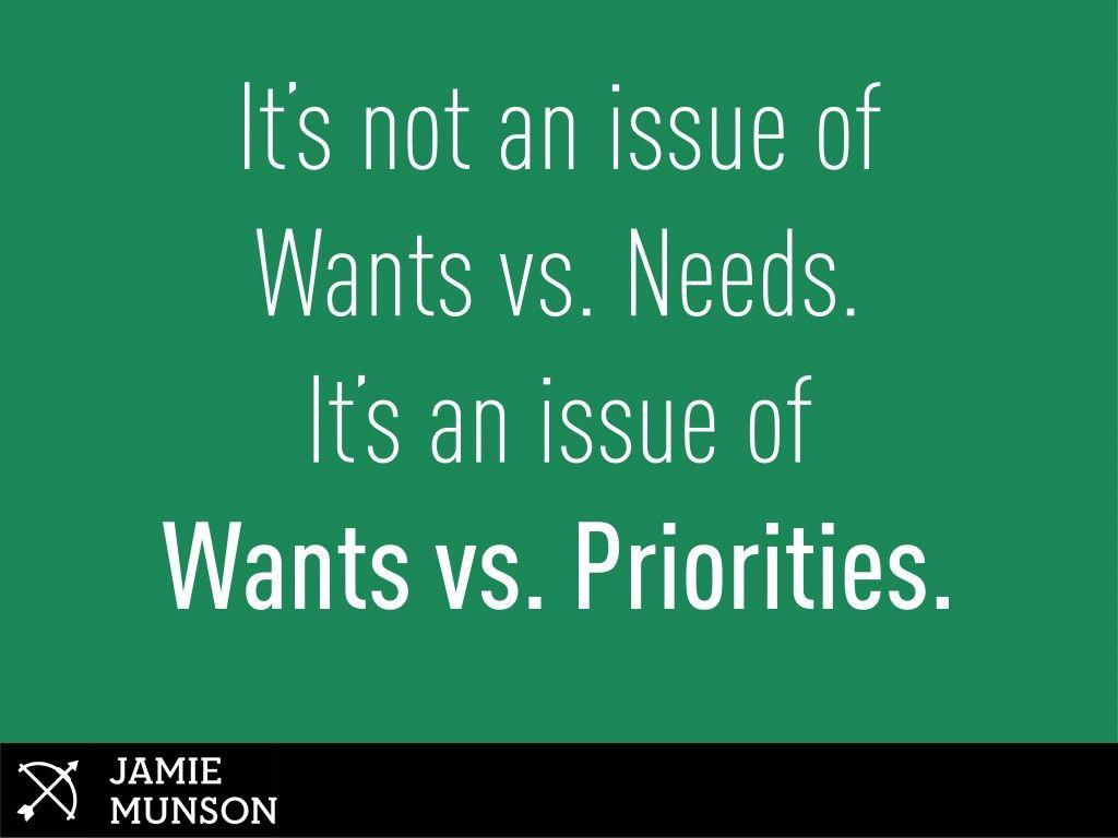 Priorities Quotes Quotesgram Slidehdco
