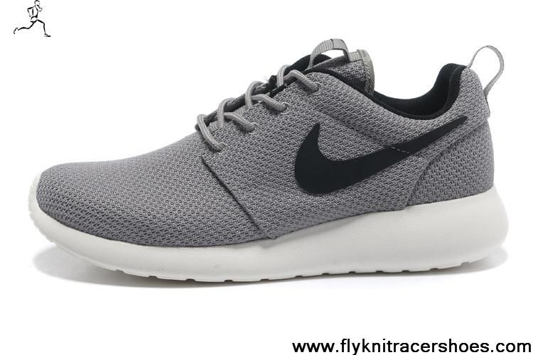 hot sale online ff68d 69f75 Buy Latest Listing Nike Roshe Run Gray Black 511881-061 Mens The Most  Flexible Running Shoes