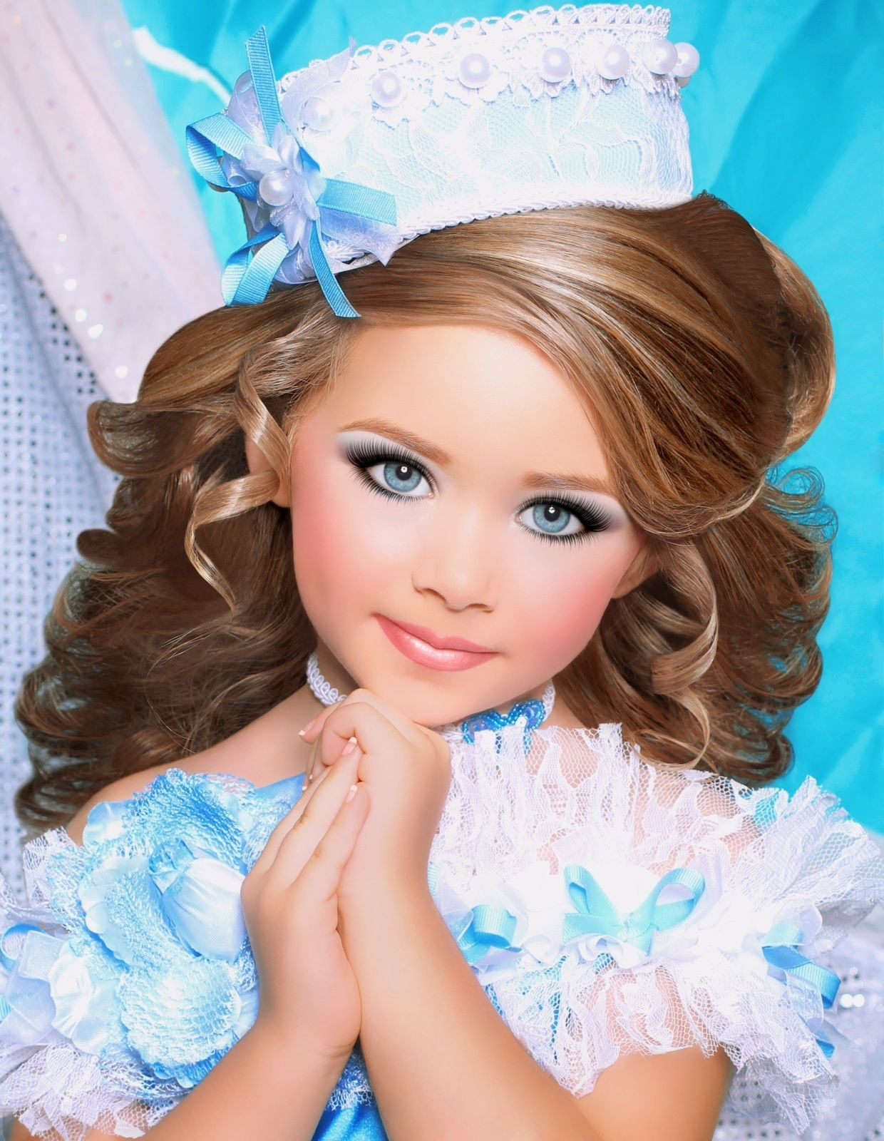 Pageant Photo Toppers, Glitz Photo Shoot Sets