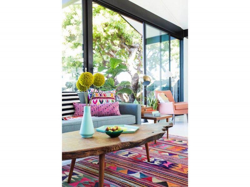6 come arredare una casa eclettica casa pinterest for Interni colorati casa