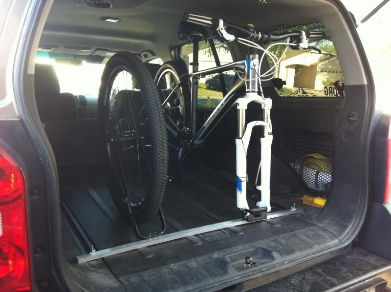 Is Interior Bike Carrier Discontinued Second Generation Nissan