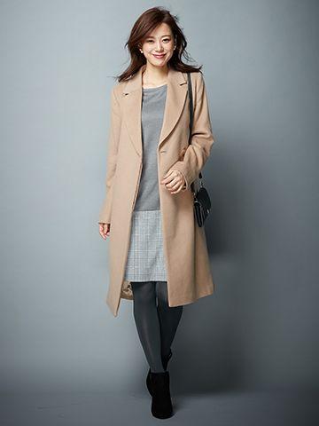 カシミヤコート | レディースファッション通販サイトFABIA(ファビア)