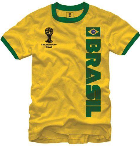 brazil t shirt