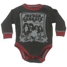 bb3306764 Black Sabbath baby clothes | Bubba | Baby, Baby boy outfits ...