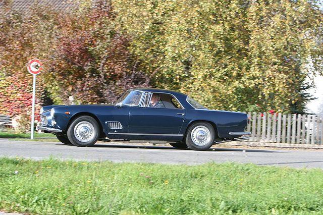 Maserati 3500 GT de 1961