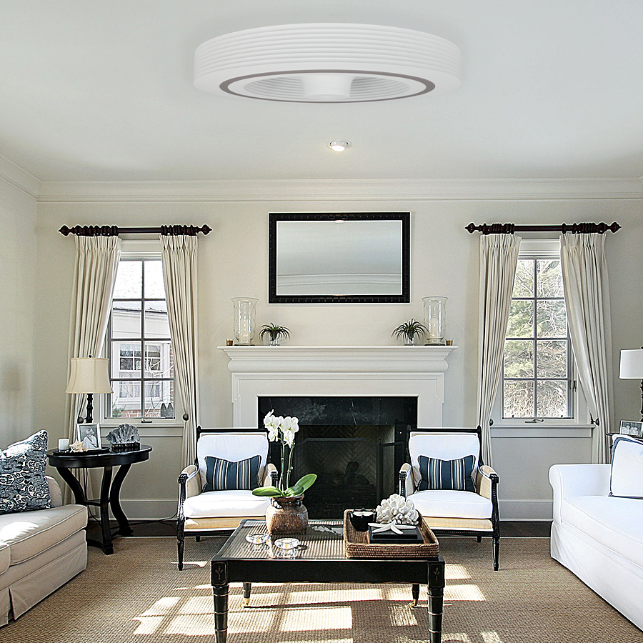 Living Rooms · Exhale Fans   Bringing Innovation To Ceiling Fans!
