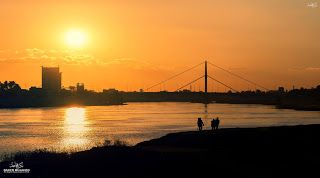 نهر دجلة Photo Baghdad Outdoor