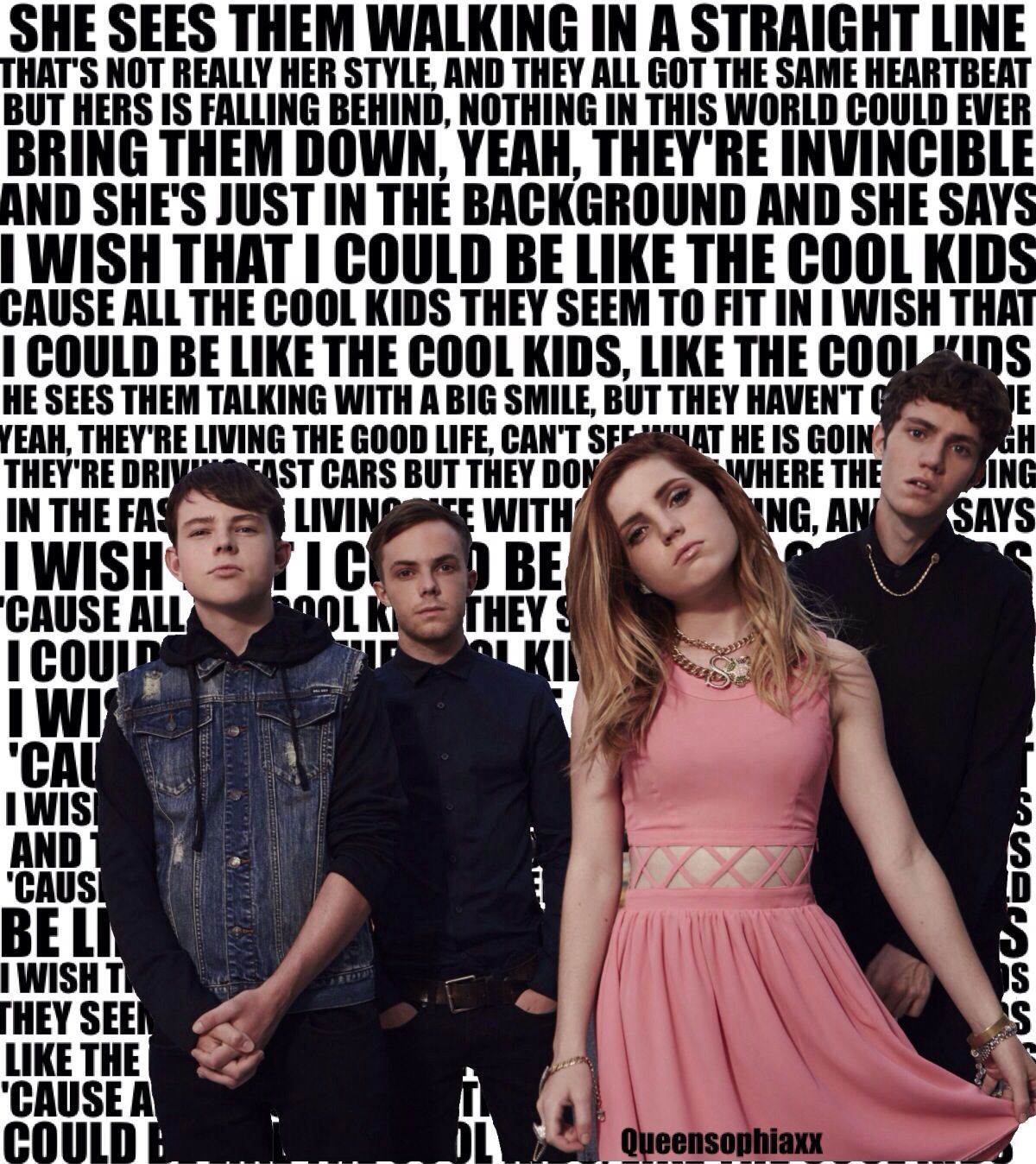 """Cool Kids"" Echosmith edit for @Vballbeast06 credit to Queensophiaxx"