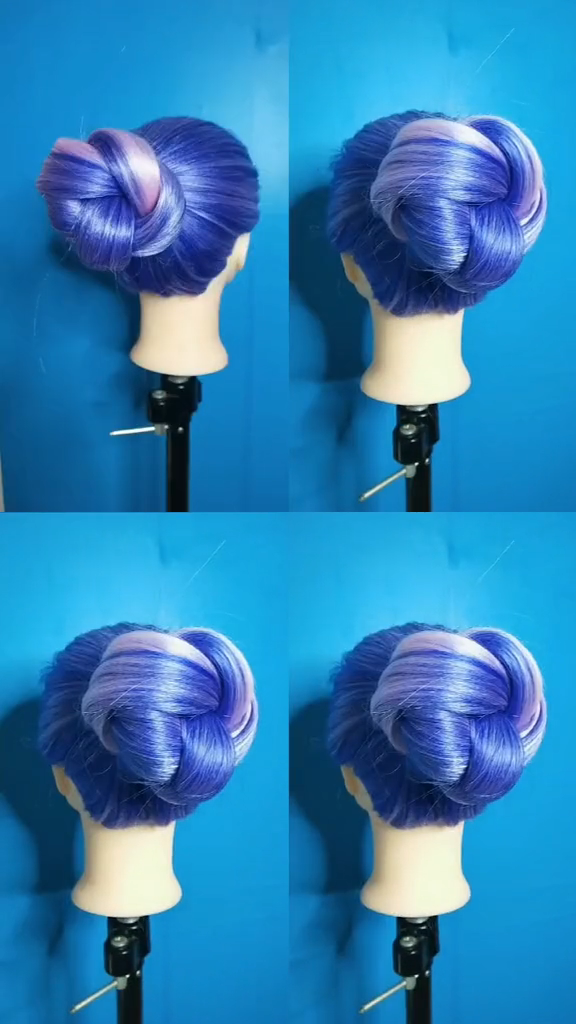 Photo of Hairstyle Tutorial 572