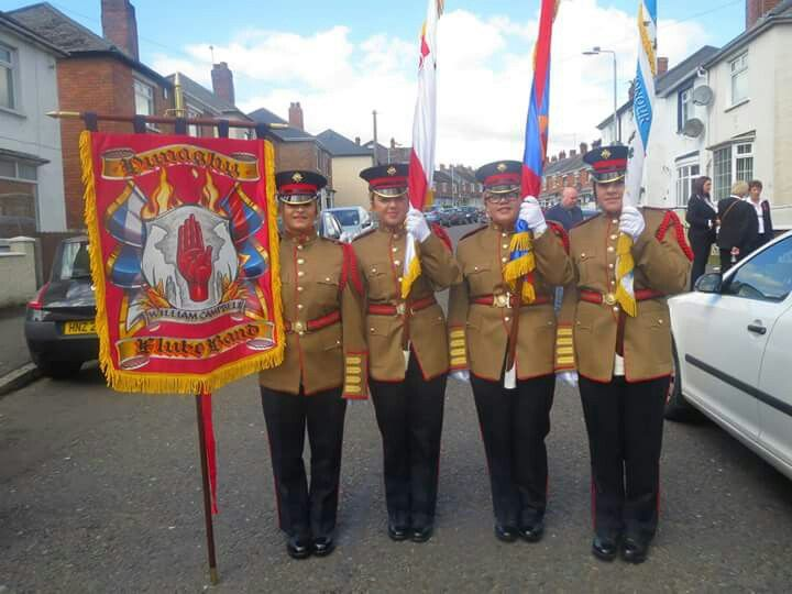 Dunaghy Flute Band, Comber