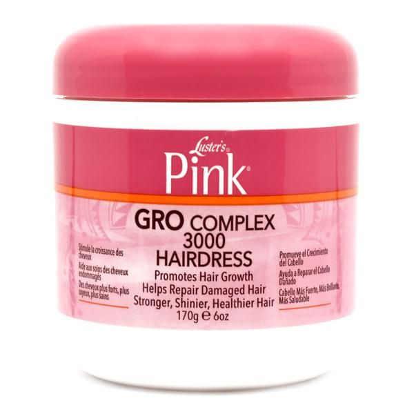 Luster's Pink Gro Complex 3000 Hairdress