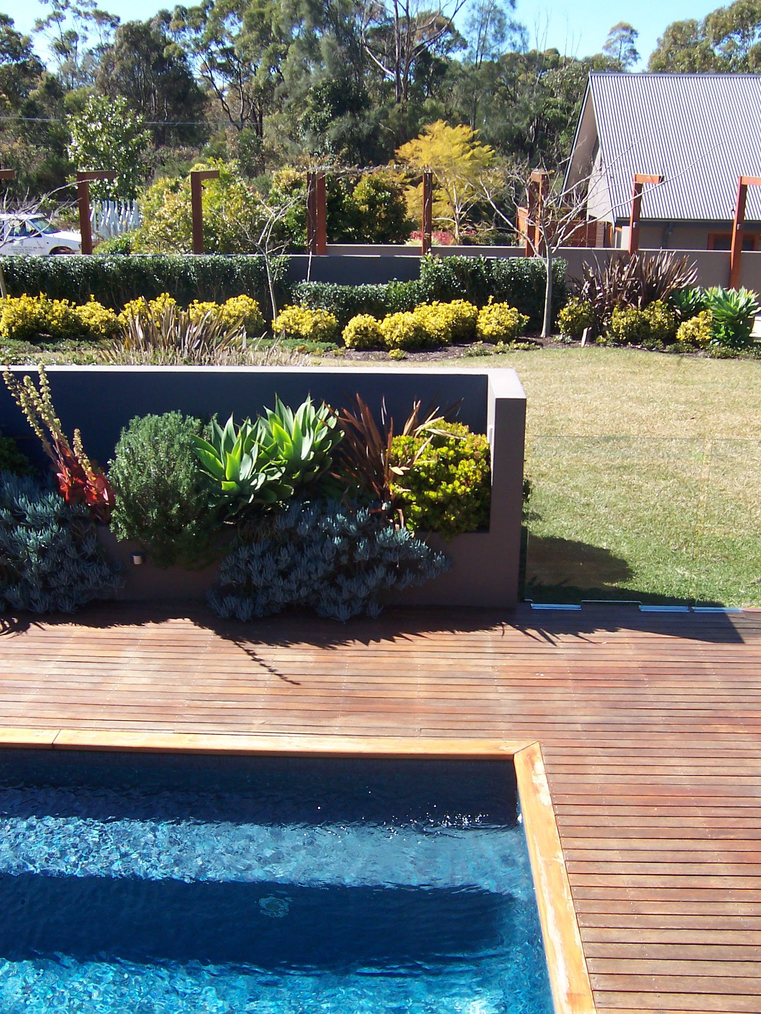 Garden Of Delight. Designed And Constructed By Joanne Green Landscape Design