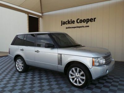 2007 Land Rover Range Rover Supercharged Http Www Iseecars Com Used Cars Used Land Rover Range Rover For Sale Range Rover Used Land Rover Land Rover