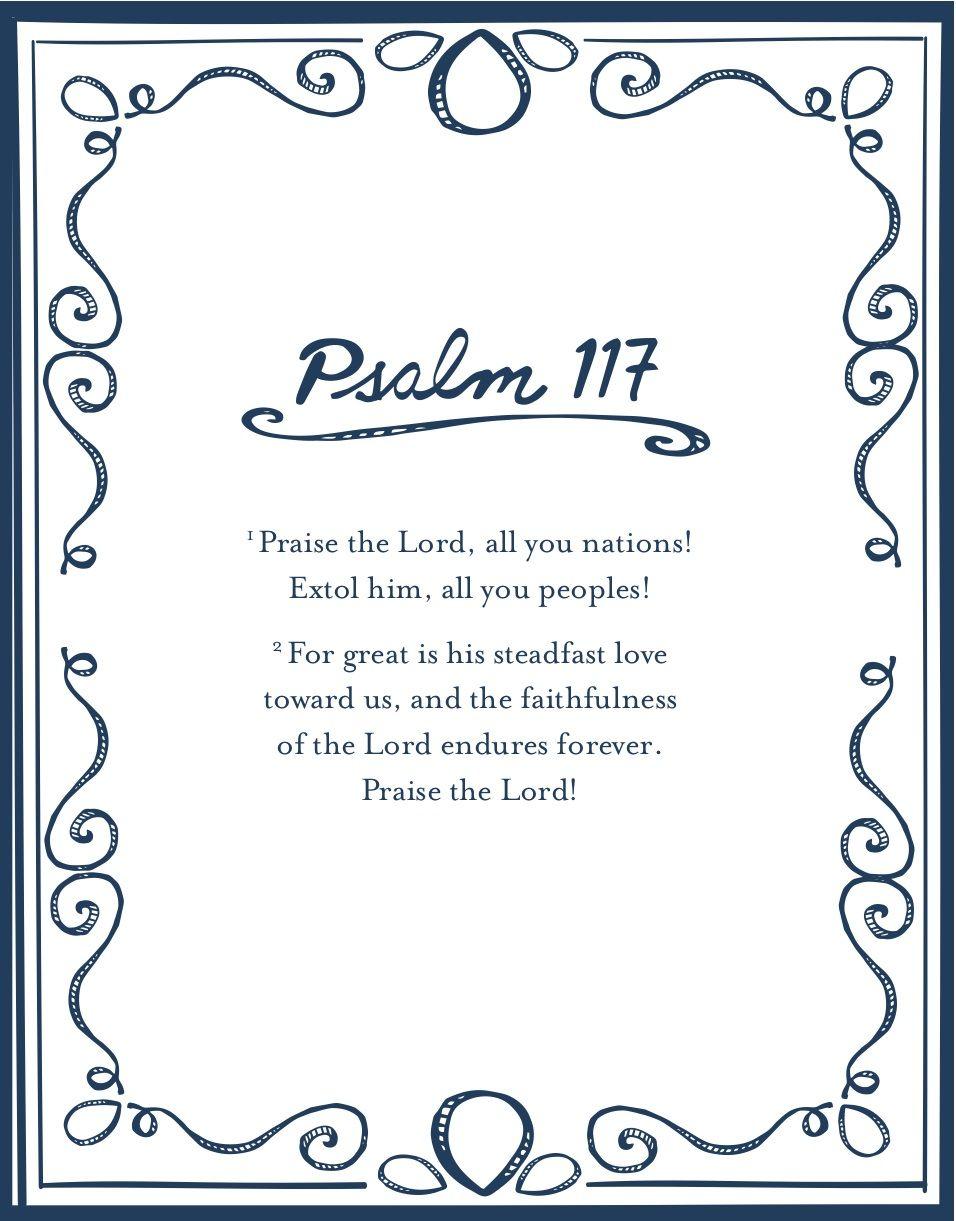 Faith, Scriptures