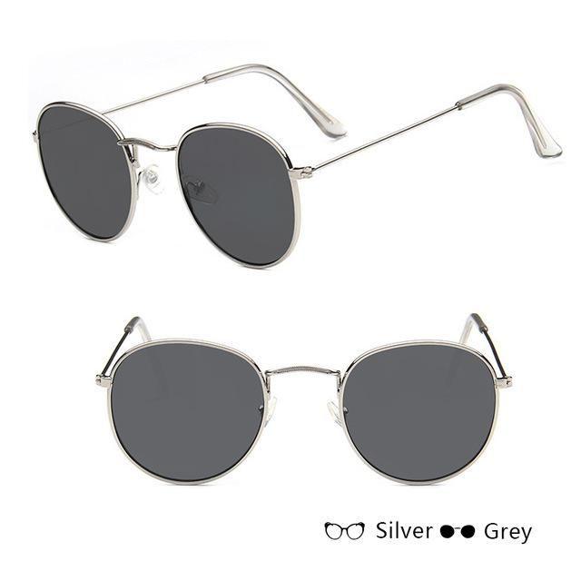 f23354ceea LeonLion 2018 Sunglasses Women Men Brand Designer Glasses Lady Round Luxury  Retro Sun Glasses Vintage Mirror Oculos De Sol Gafas