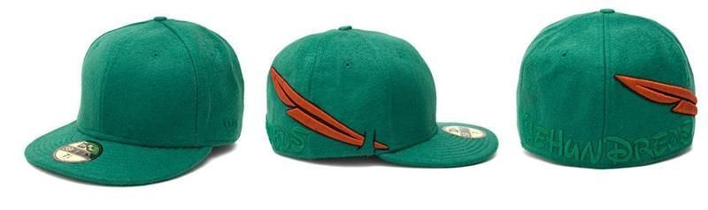 the hundreds peter pan hat update