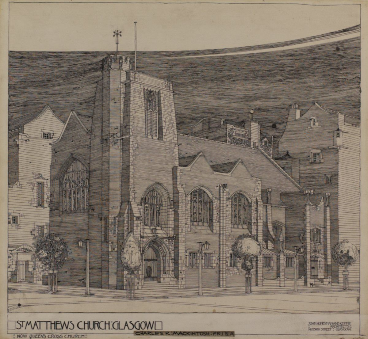 A paper on charles cathedral