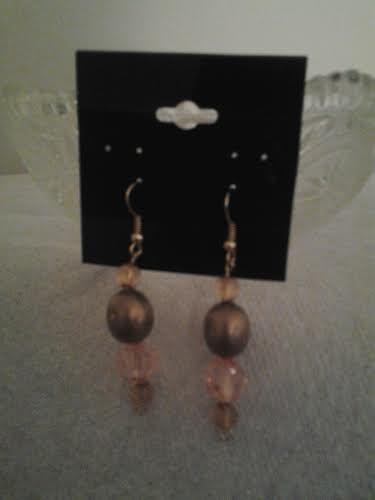 Bronze & Peach