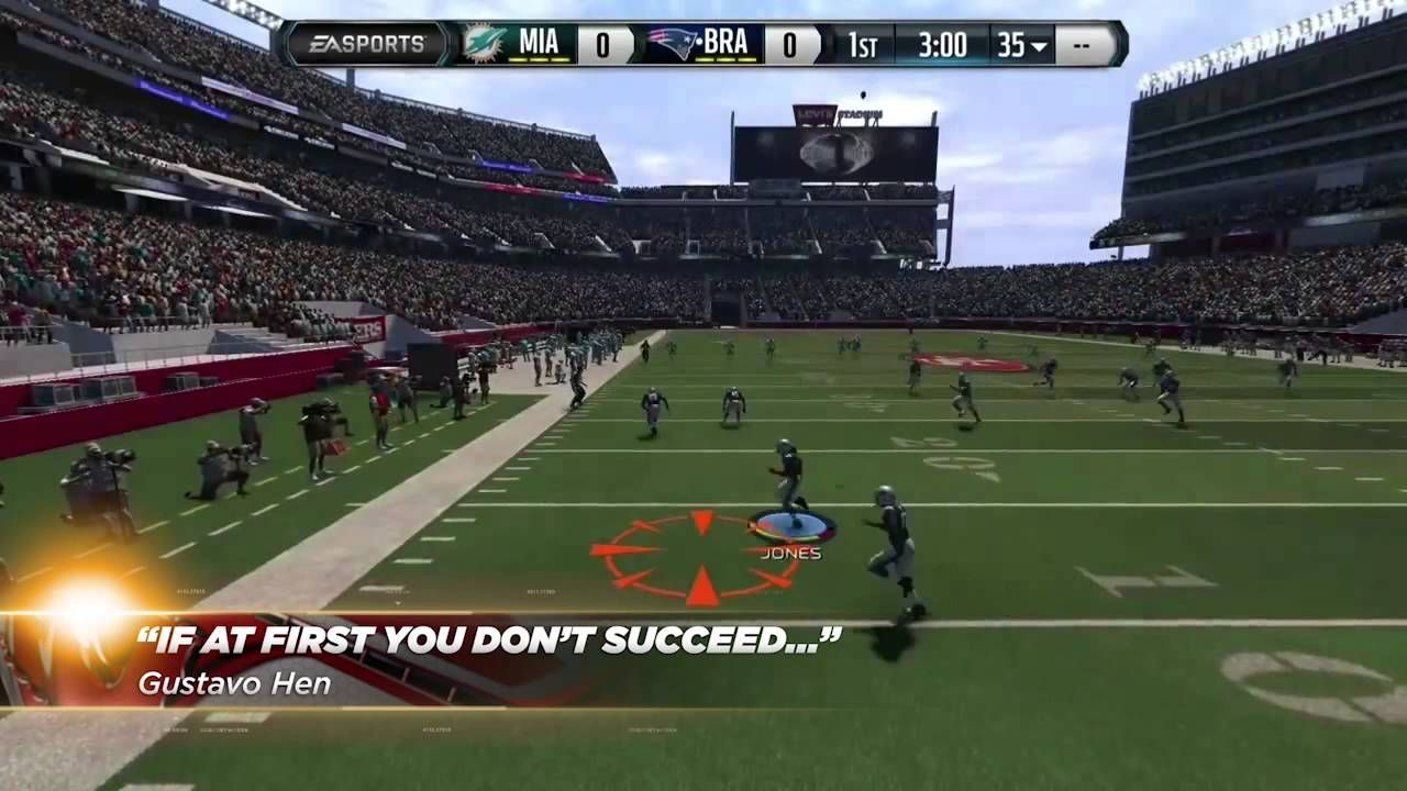 cool Madden NFL 15 Plays of the Week Round 4