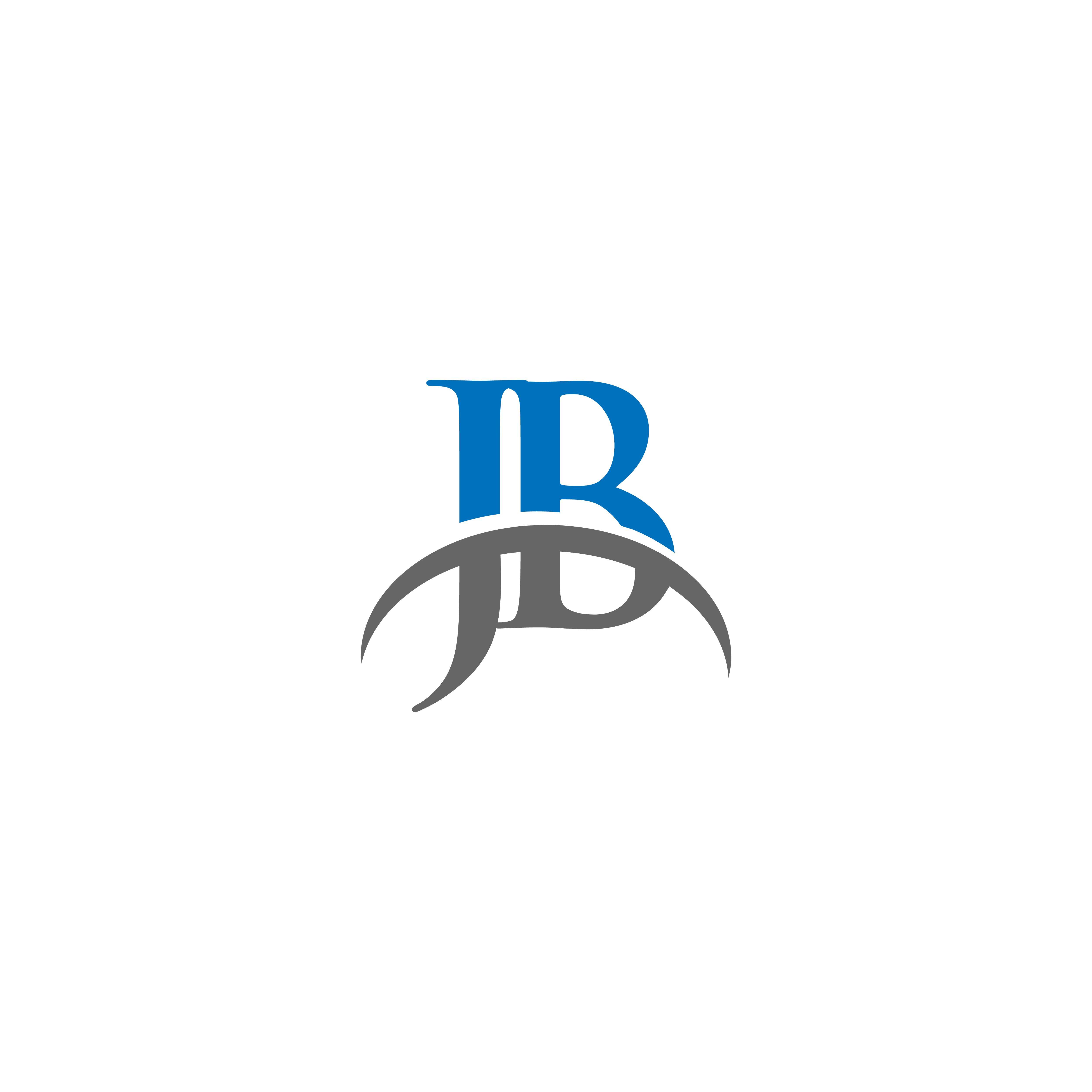 Jb Letter Logo Design Inspiration Vector Letter Logo Design Jb Logo Letter Logo