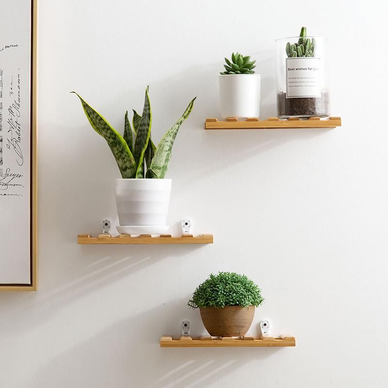 Bamboo Flower Shelf Home Organization Home Decor Tips Bamboo