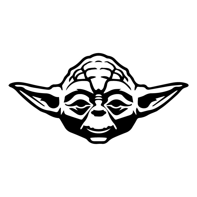 Yoda Sticker 1 99 Blunt One Affordable Bespoke Vinyl