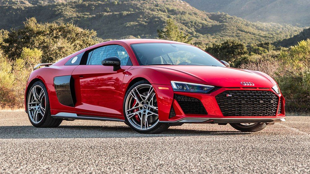 First Drive Audi S 2020 R8 V10 Performance Is A Supercar That Doubles As A Daily Driver Audi R8 Audi