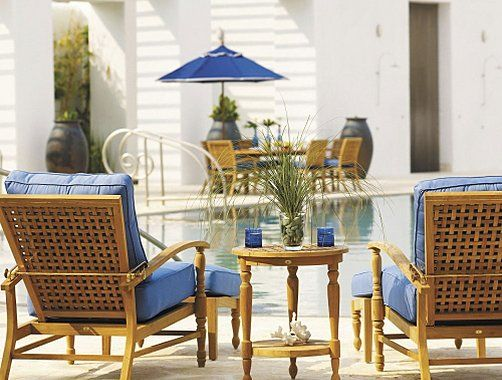 Frontgate Summer Classics Yacht   Outdoor Furniture Collection   Patio  Furniture Sets