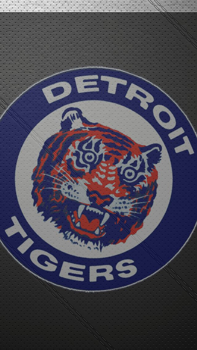 Detroit Tigers Logo Iphone 5 Wallpapers Top Iphone 5 Wallpapers Com Detroit Tigers Tiger Images Detroit