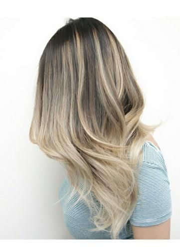 Ash Obsession Ash Blonde Ombre Hair Balayage Hair Ombre Hair