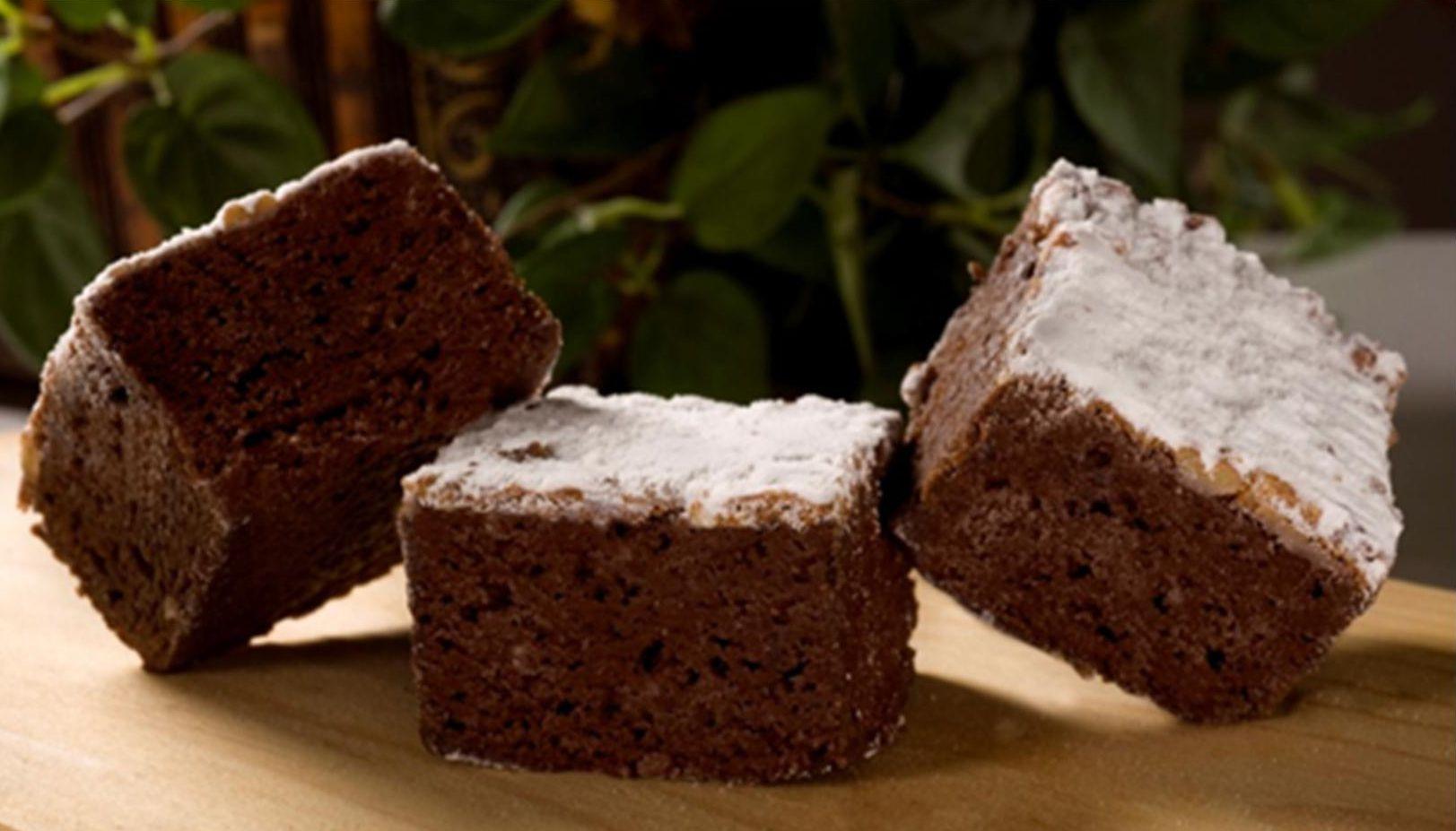 Brownies de azúcar