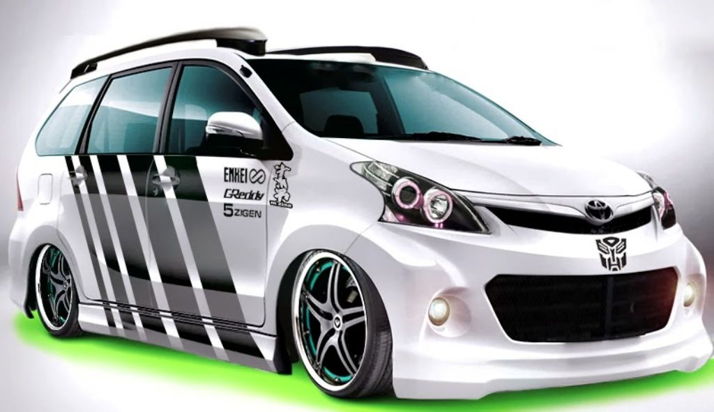 Extreme Car Modifications Inspiration Toyota New Avanza Look Cool