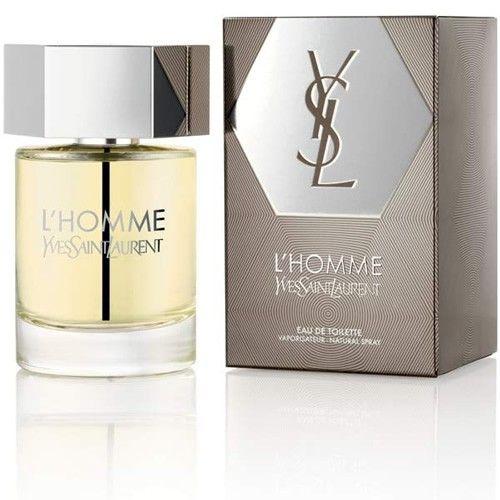 L Homme Yves Saint Laurent Perfume Yves Saint Laurent L Homme Edt Masculino 100ml Perfumes Yves Saint Laurent Saint Laurent Perfume