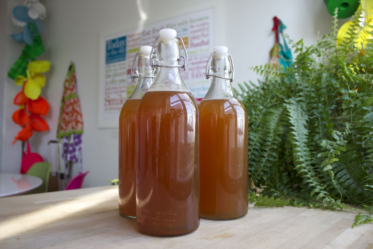 Easy Kombucha Recipe Kombucha, How to brew kombucha