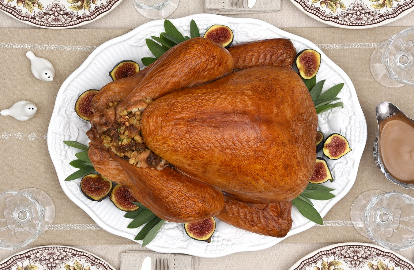 Roasting a Whole Turkey Canadian Turkey Whole turkey