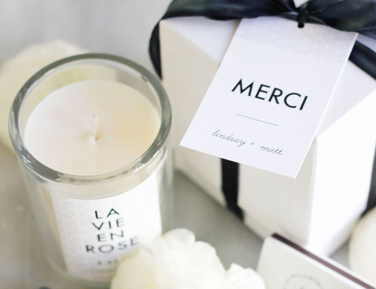 Bright idea: Diptyque-inspired homemade candles with #Makr labels ...