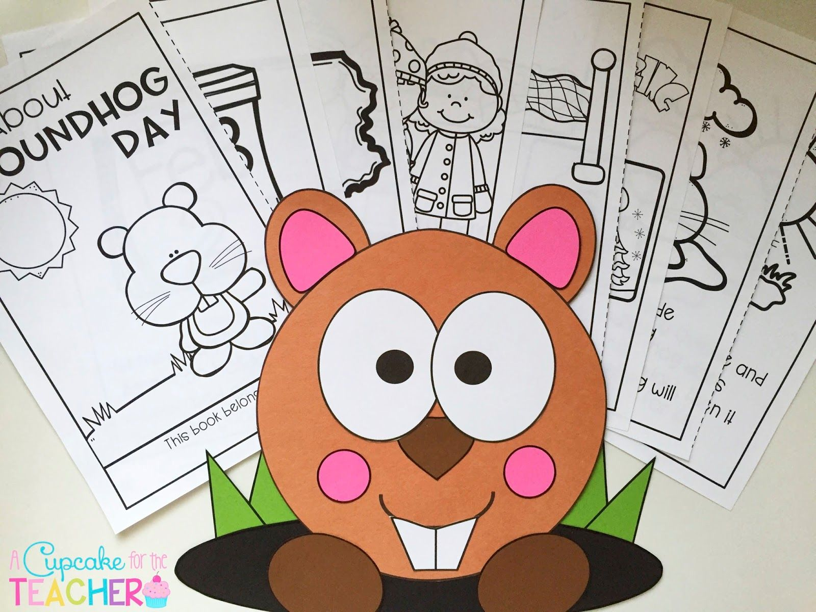 Groundhog Day is fast approaching! What do you have planned for your class? In honor of my new craftivity  pack, I put together a post f...